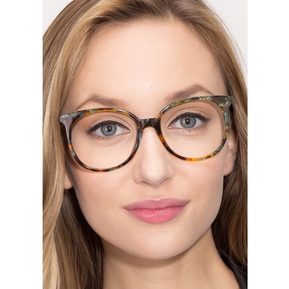 dc24d1ee59 Accessories - Like New Green Bardot Eyeglasses from EyeBuyDirect